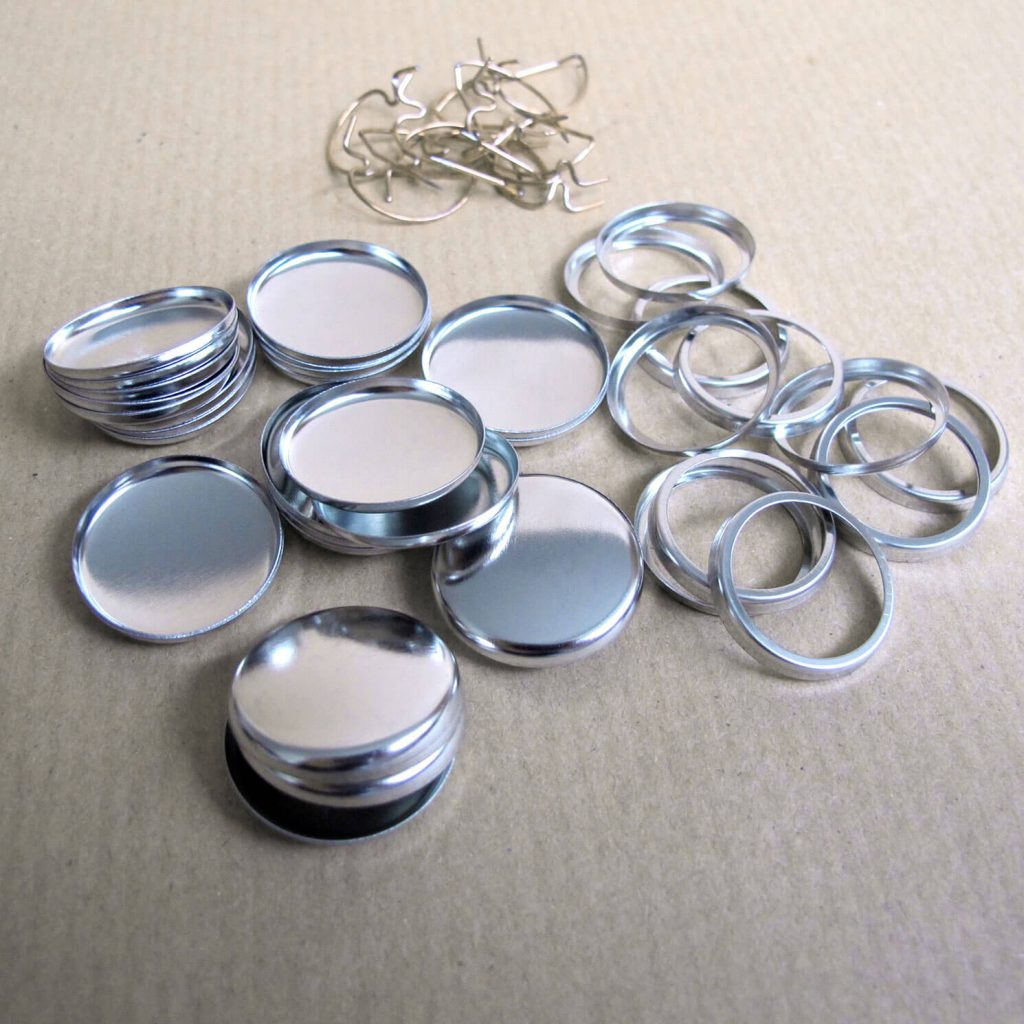 Buttonrohlinge25mm