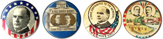 Mackinley Buttons